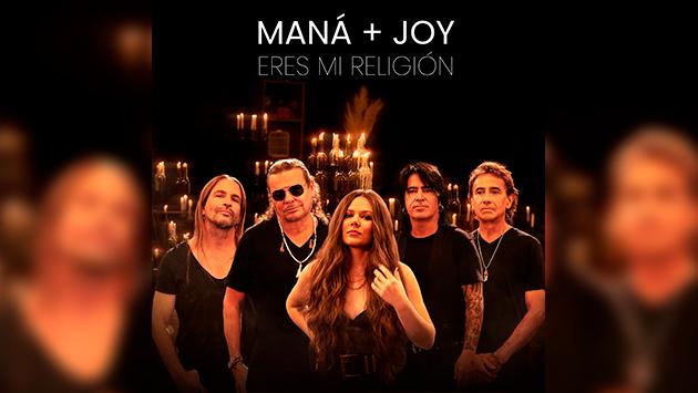 Maná nos presenta su nuevo sencillo 'Eres mi religión' junto a Joy