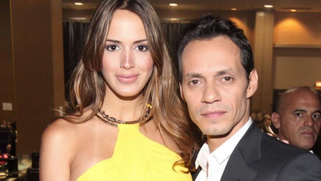 Marc Anthony y su esposa Shannon de Lima cambiaron de rostros
