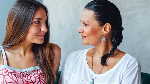 María Pía en su Rol de Madre: Cómo hablarle a los hijos adolescentes de sexo