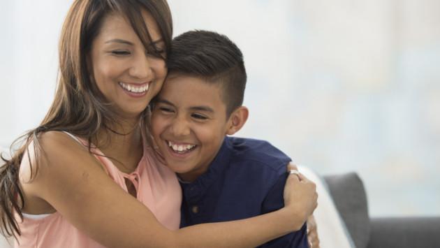 María Pía en su rol de madre: Cosas que todo niño tiene que escuchar
