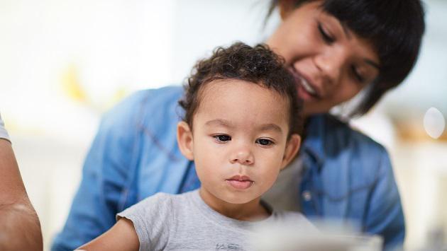 María Pía en su rol de madre: Cuidado con la manera en que tratas a los hijos