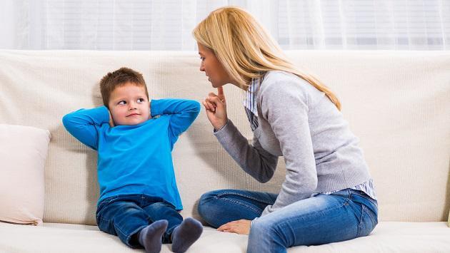 María Pía en su rol de madre: ¿Qué hacer cuando nuestros niños nos enloquecen?