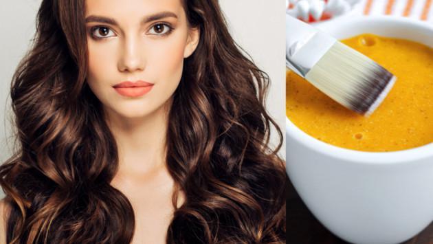 Mascarilla de zanahoria y leche de coco para tu cabello
