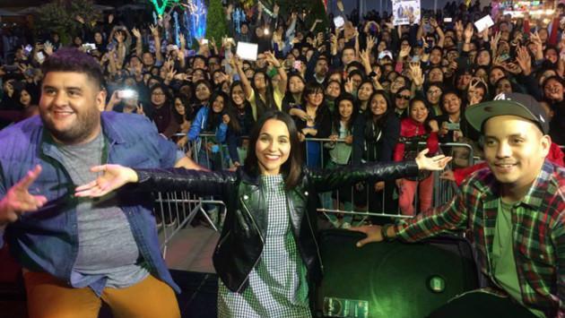 Matisse se reunió con sus fans de Perú por primera vez