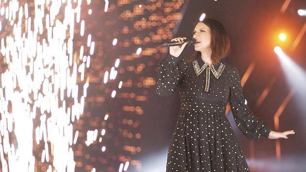Mira cómo fue el comienzo de la gira de Laura Pausini