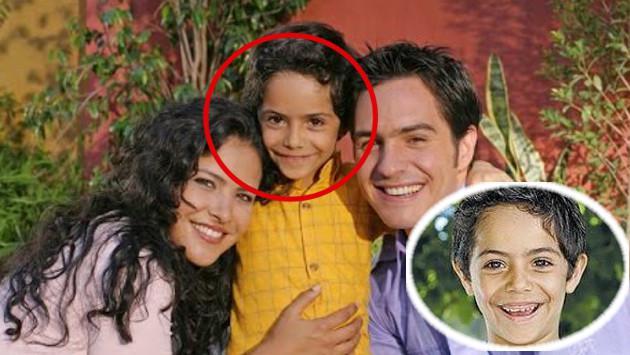 Mira cómo luce 'frijolito' de la telenovela 'Amarte así' 10 años después