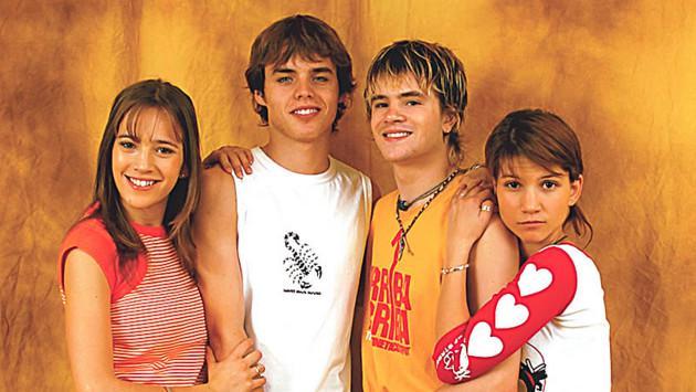 Mira cómo lucen los chicos de Rebelde Way 13 años después