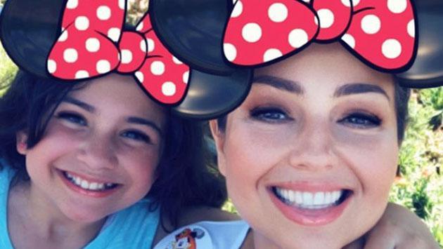 Mira el parecido entre Thalía y su hija Sabrina