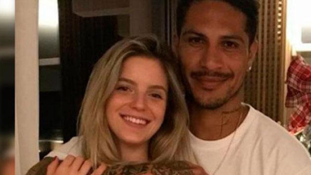 Mira las muestras de amor en redes de Guerrero y Thaisa Leal