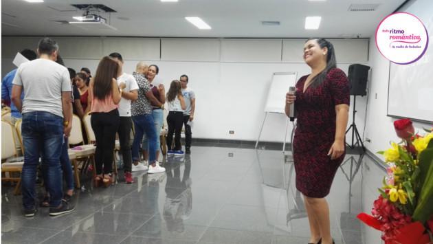 Mira todo lo que pasó en el taller 'El arte de amarnos' de Blanca Ramírez