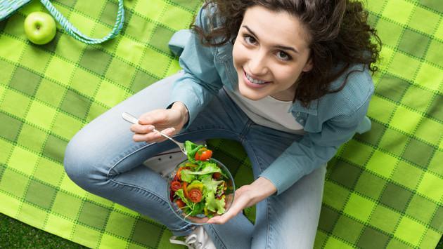 Mitos y verdades sobre las ensaladas