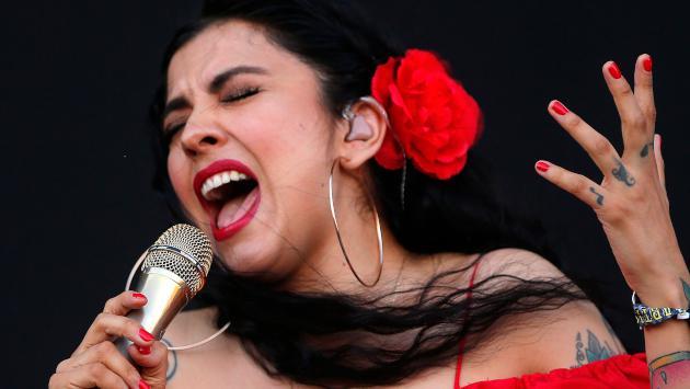 Mon Laferte ofrecerá concierto en Arequipa