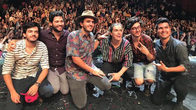 Morat conquistó el Festival del Huaso de Olmué en Chile