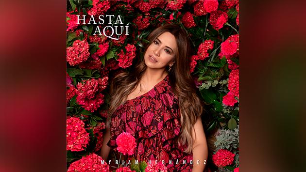 Myriam Hernández sorprende con nueva canción llena de empoderamiento femenino