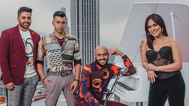 N'klabe y Daniela Darcourt lanzan versión pop de Probabilidad de amor