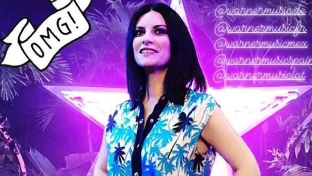 'Nuevo' de Laura Pausini alcanzó 6 millones de reproducciones en una semana