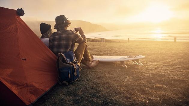 ¿Acamparás con tu pareja para año nuevo?