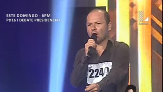 ¡Otro 'Luis Miguel' llegó a 'Yo soy'! Tienes que ver lo que pasó con Ricardo Morán...