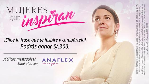 Participa de 'Mujeres que inspiran' y podrás ganar S/ 300 soles
