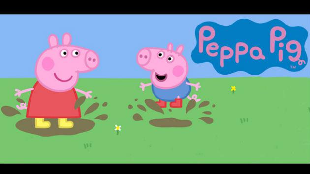 'Peppa Pig' no causa autismo: ¡Esa es una noticia falsa!
