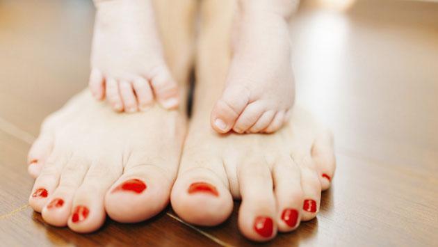 ¿Los pies crecen durante el embarazo? Aquí la respuesta