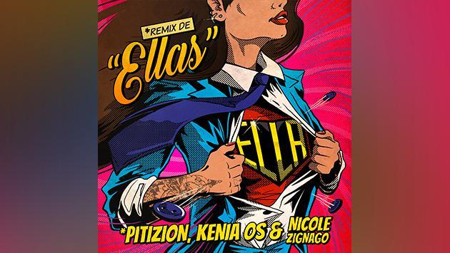 Pitizion lanza 'Ella' junto a Kenia Os y Nicole Zignago