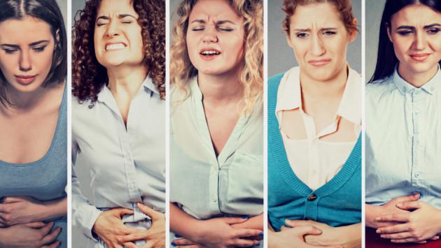 Posibles causas de dolor en el abdomen