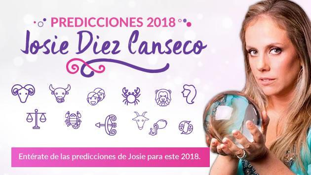 Predicciones 2018 de Josie Diez Canseco