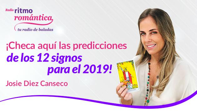Predicciones 2019 por Josie Diez Canseco, signo por signo
