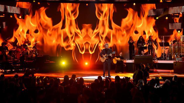 Premios Odeón: Alejandro Sanz y Laura Pausini enamoraron con su interpretación de 'Mi persona favorita'