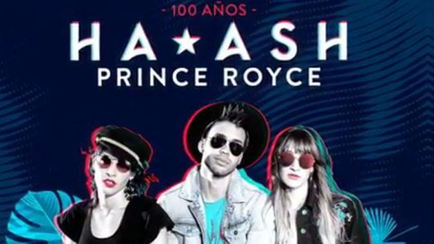 ¿Ha*Ash y Prince Royce nos sorprenderán con una nueva bachata? [VIDEO]