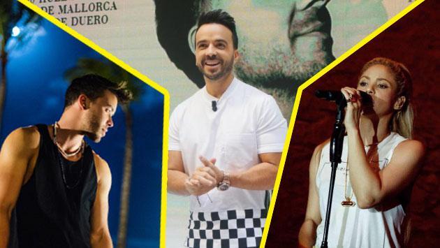 Prince Royce, Luis Fonsi y otros artistas de Ritmo Romántica nominados a los Teen Choice Awards 2017