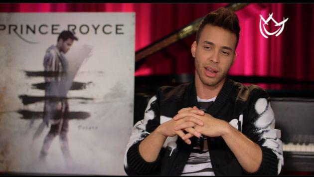 Prince Royce reveló detalles de su nuevo video con Shakira