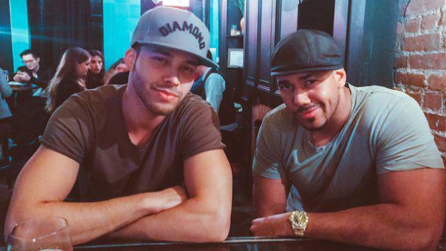 ¡Prince Royce y Romeo Santos grabarán un tema juntos! [VIDEO]
