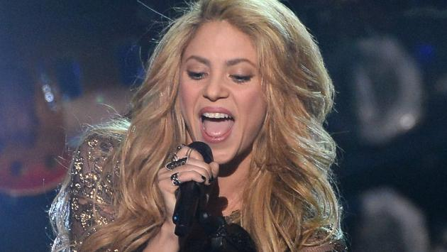 Shakira también tendrá una serie biográfica