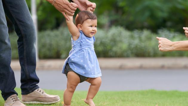 Protege a tu bebé en sus primeros pasos