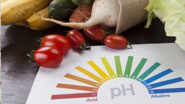 ¿Qué es la dieta pH?