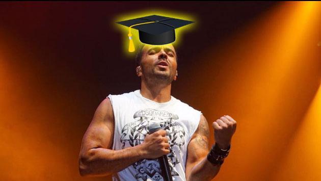 ¿Imaginas qué es lo que Luis Fonsi, Carlos Vives y otros cantantes estudiaron en la universidad?