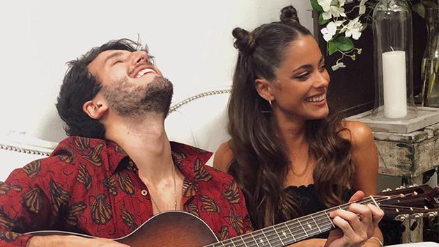 ¡Qué románticos! Sebastián Yatra le envió un emotivo mensaje a Tini Stoessel por su cumpleaños