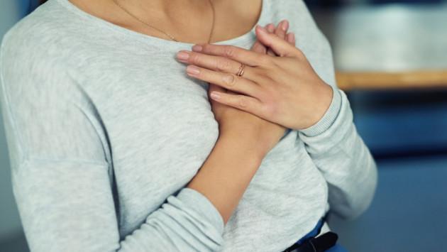 Razones por las que te duele el pecho