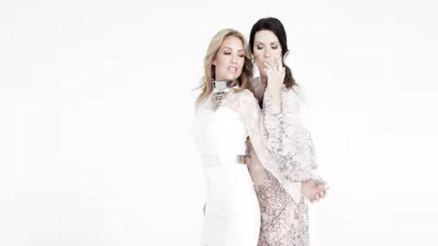 ¿Recuerdas la colaboración entre Laura Pausini y Thalía?