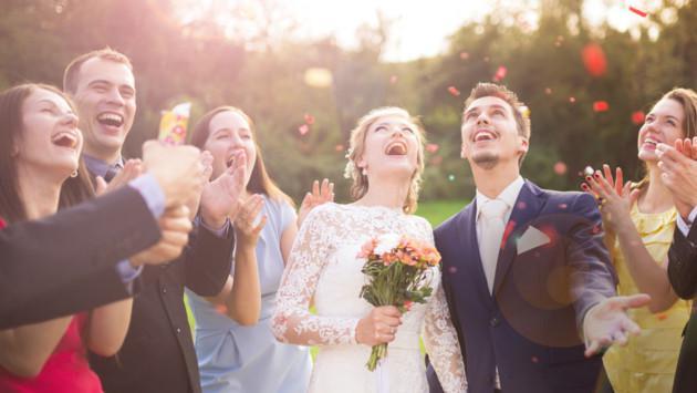 Reglas básicas para asistir a una boda