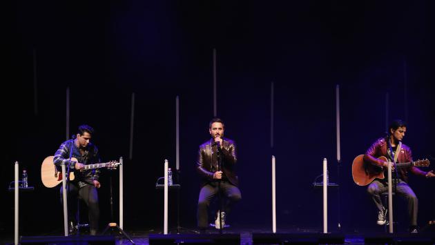 Reik prepara nueva música junto a los productores Andrés Torres y Mauricio Rengifo