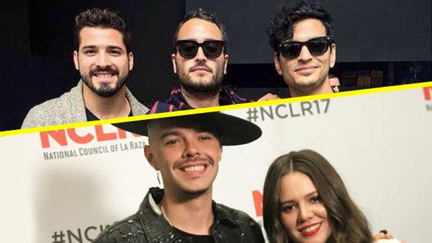 Reik, Jesse & Joy y otros convocados para la iHeartRadio Fiesta Latina 2017