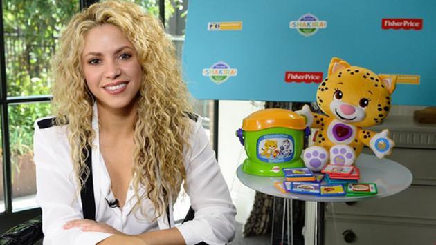 Revelan los secretos de la figura de Shakira