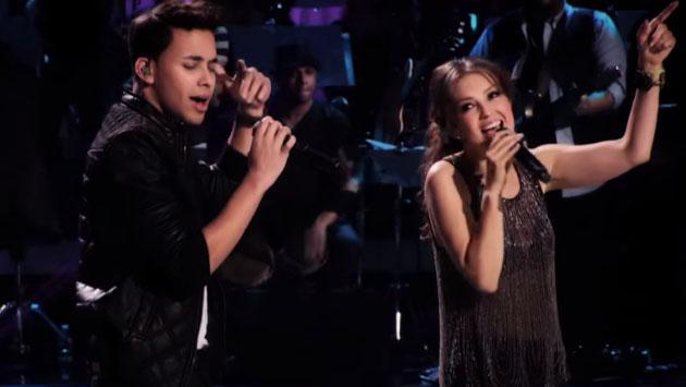 Revive el momento en que Thalía y Prince Royce unieron sus voces