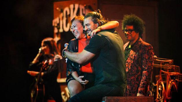 Ricardo Arjona grabará álbum en vivo y película en Argentina