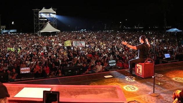 Ricardo Arjona lleva 'Circo Soledad' a Panamá