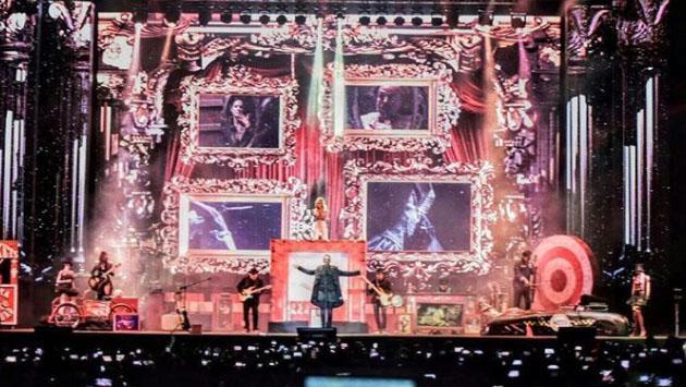 Ricardo Arjona recordó su gira en Perú con este video