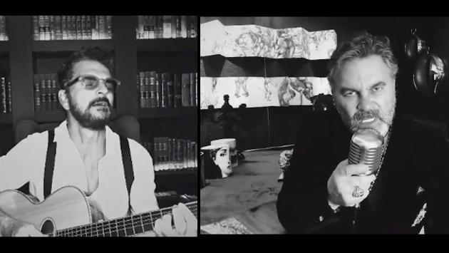 Ricardo Arjona y Mijares colaboran en 'Morir por vivir' de 'Travesuras Blanco'